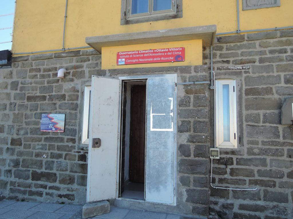 Stazione di ricerca CNR - Monte Cimone