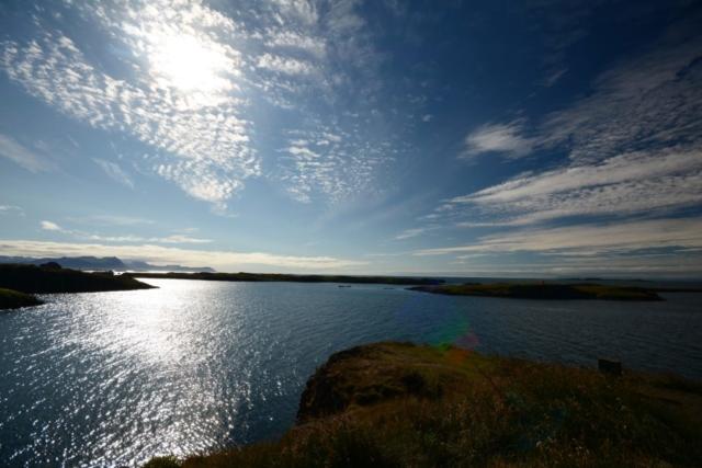 Cielo islandese