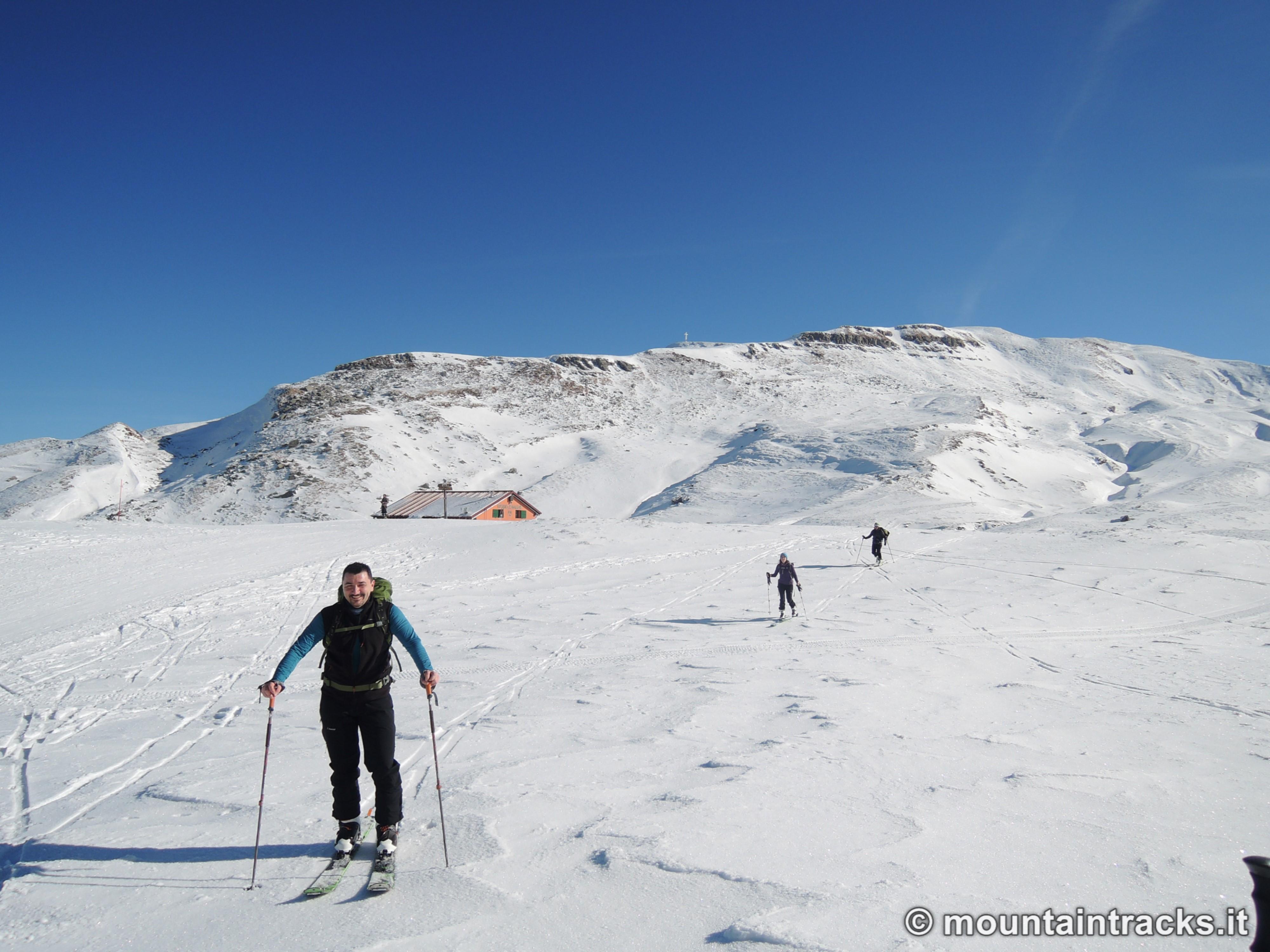 Le Malghe, mountain hut