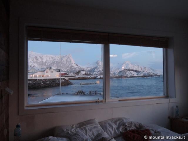 room in Kabelvåg, hostel