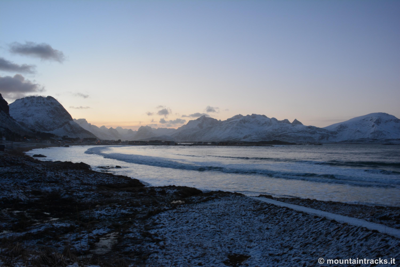 Spiaggia di Ramberg