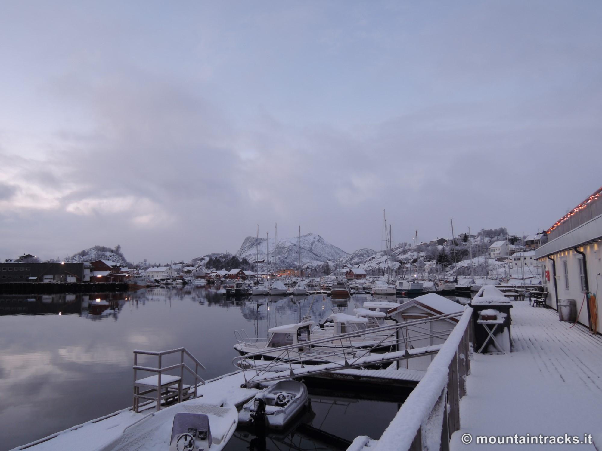 Svolvaer porto