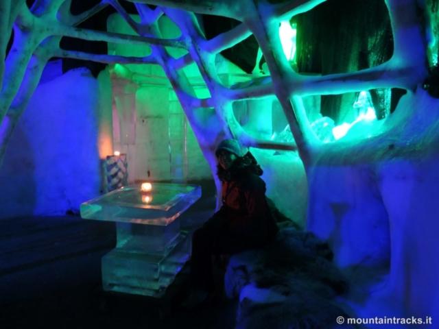 Magic Ice, Svolvaer
