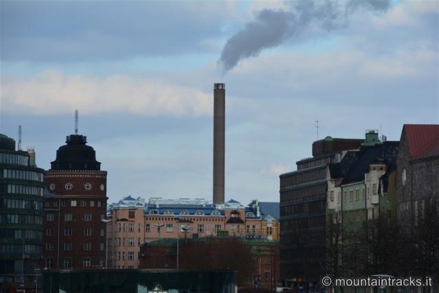 Trip in Finland, Helsinki