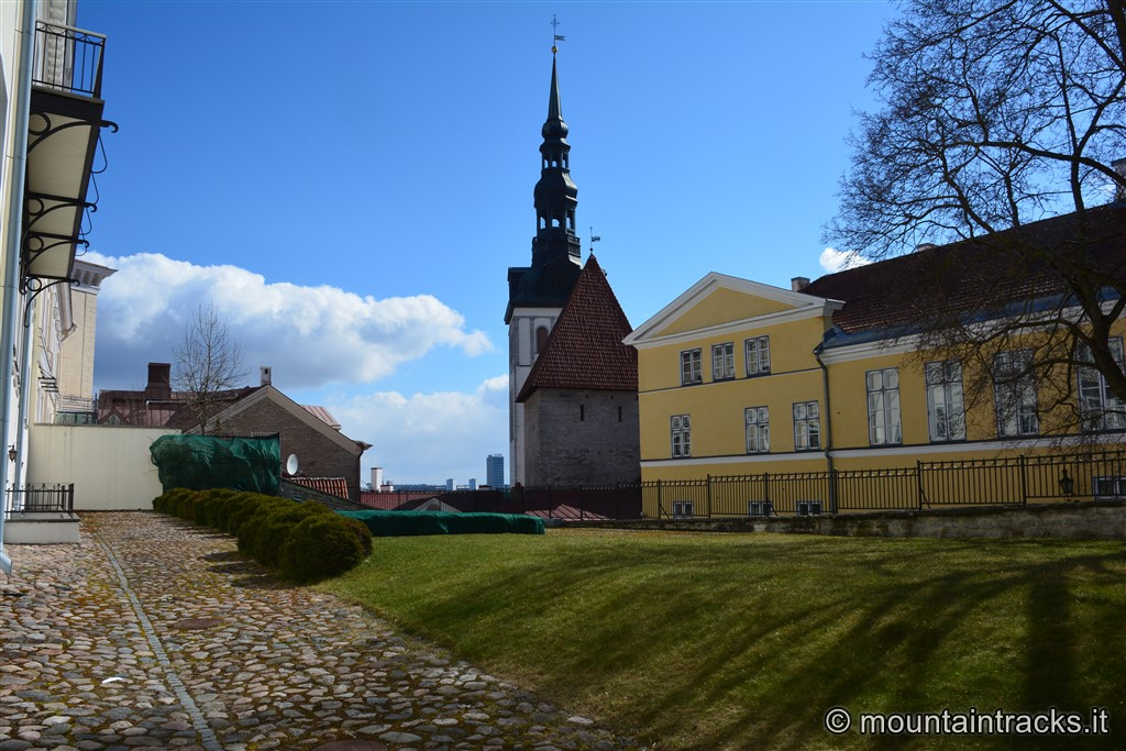 Trip in Estonia, Tallinn