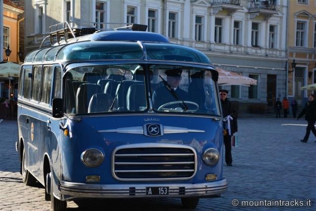Trip in Estonia, Tallinn