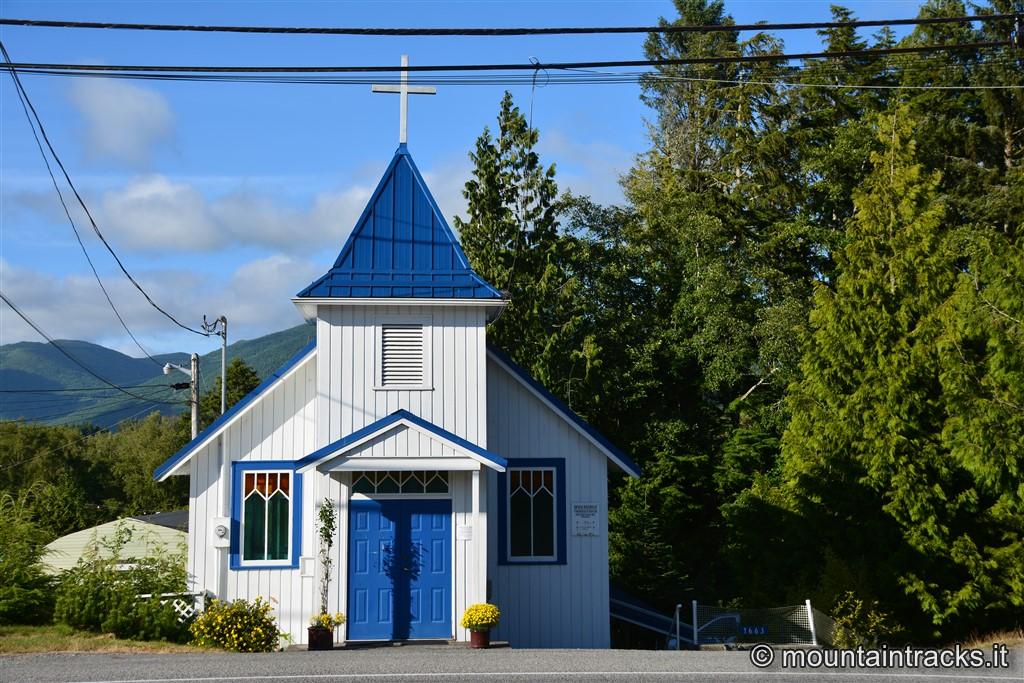 Ucluelet church