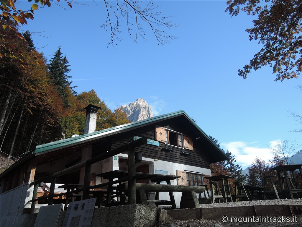 Pordenone hut