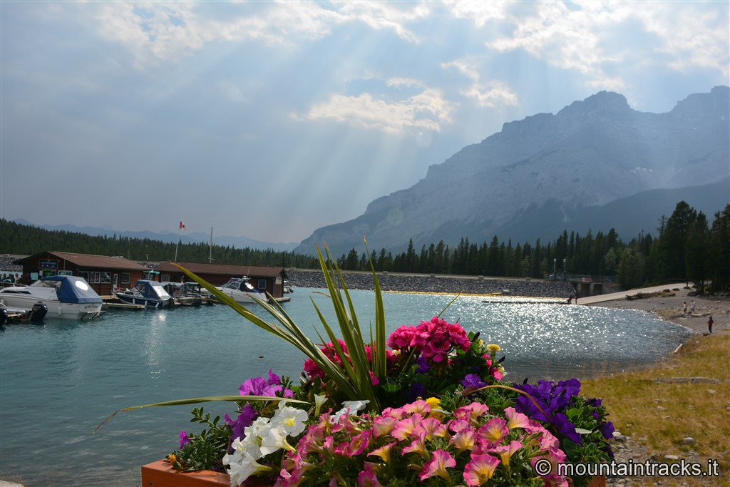 Lake Minnewanka, Banff National Park