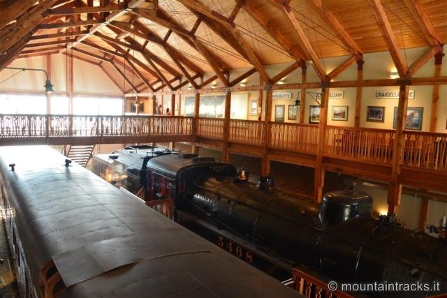 Revelstoke railway museum