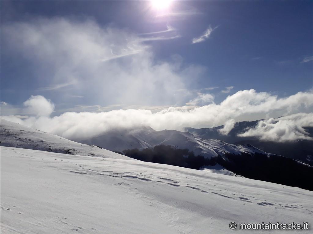 Monte Cimone skialp