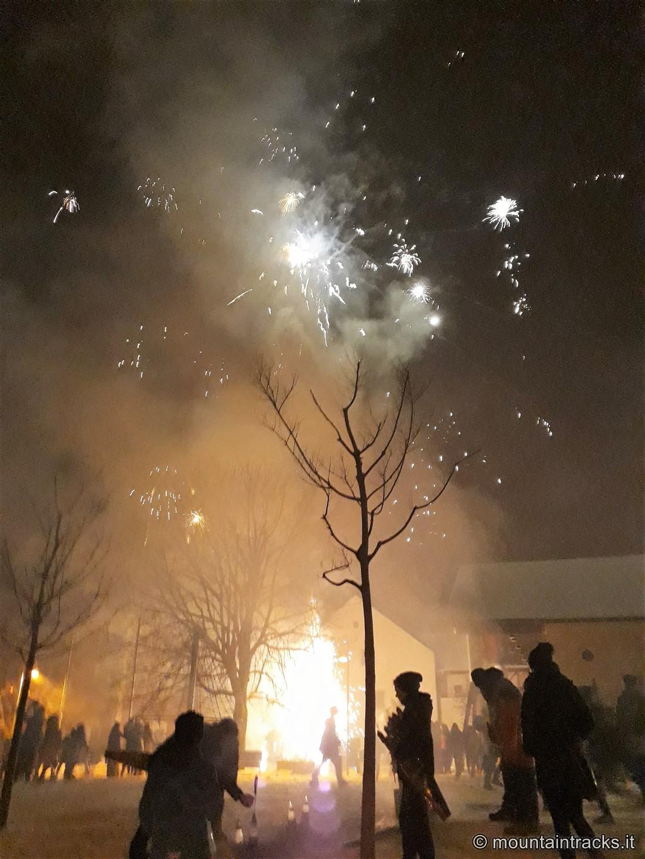 buon anno fireworks