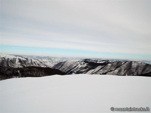 snow appenines