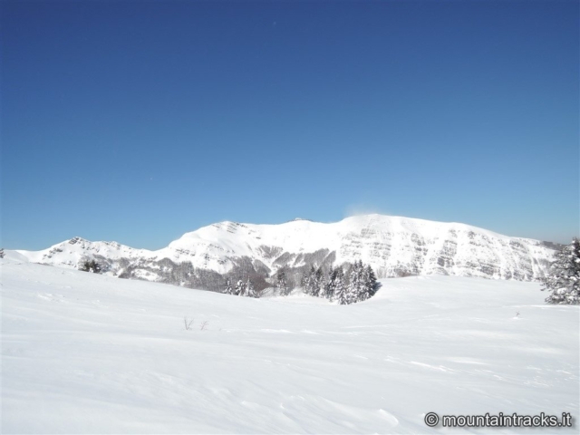 snow, sun, powder at sestaione