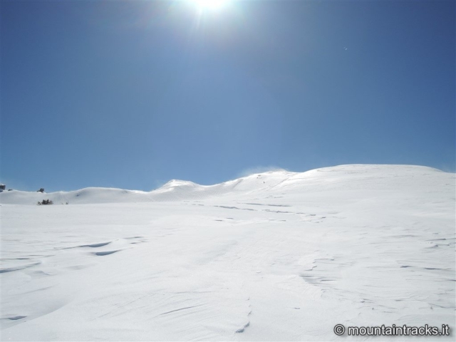 snow, sun, powder at sestaione