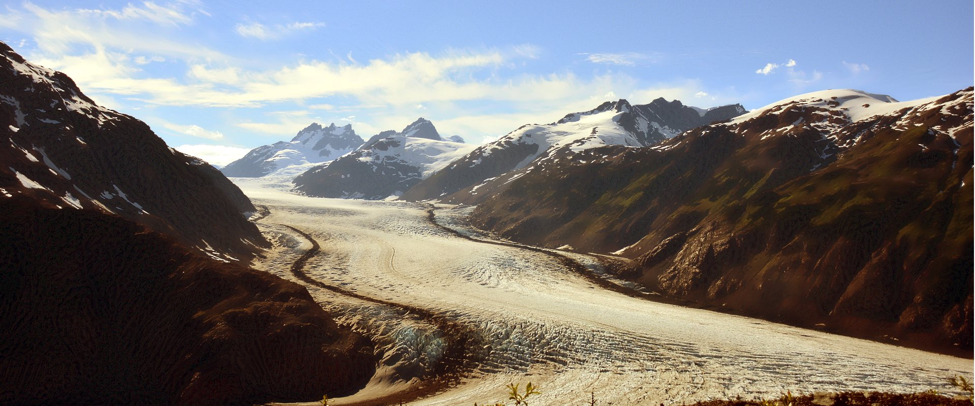 Salmon Glacier, Hyder - Alaska